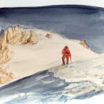 "Eli Azurmendi ""Apuntes de montaña"""