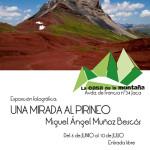 UNA MIRADA AL PIRINEO – MIGUEL ÁNGEL MUÑOZ BESCÓS – Del 6 de junio al 10 de julio