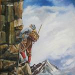 Exposición de las pinturas de FERMÍN OCHOA Desde el 6 de agosto al 15 de septiembre de 2013