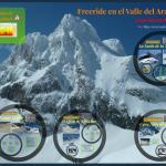 Guía de Freeride en el Valle del Aragón