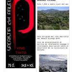 Jueves 18 de Diciembre 20.00h. Cata dirigida de Vino y descripción de la viticultura en montaña
