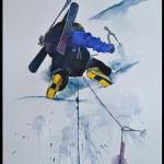Exposición de las pinturas de Koldo Pastor