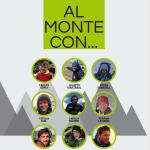 """""""Al monte con…"""", domingo 3 de mayo en La Casa de la Montaña."""