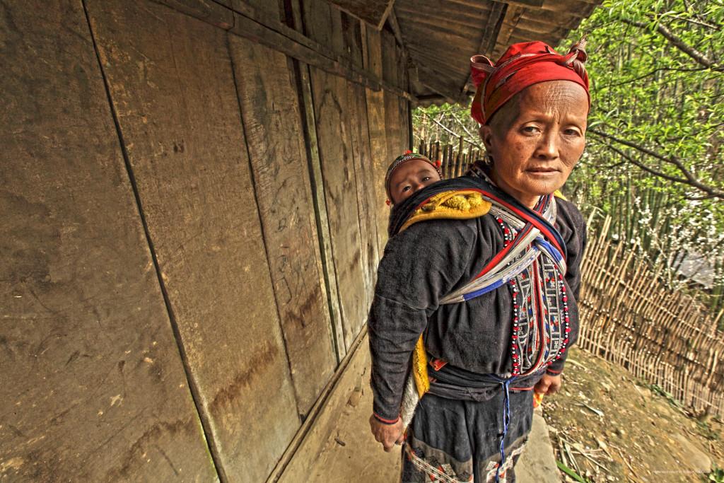 rostros y paisajes lejanos, Vietnam. Francisco Francés Torrontera