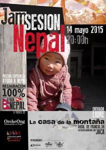 jam sesion por nepal