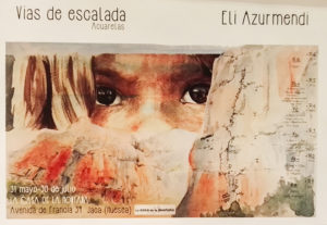 Eli Azurmendi expone en La Casa de la Montaña